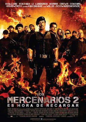 Cartel de Los Mercenarios 2