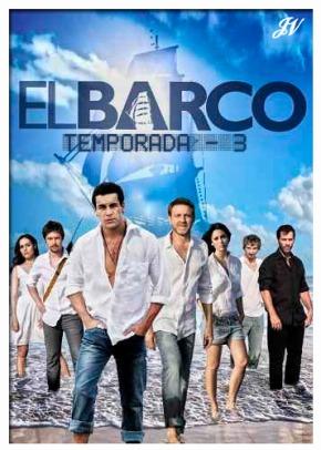 Lista de capítulos de El Barco Temporada 3