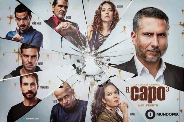 Poster de El Capo 3