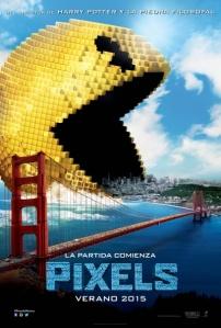 Poster de Pixels